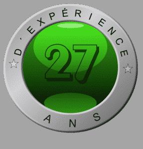 Rive Nord Extermination 27 ans d'expérience