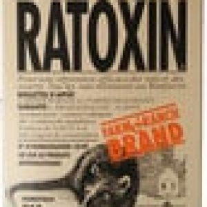 Produit contre les souris - RATOXIN